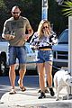 rounda rousey and bf travis go out for coffee 12