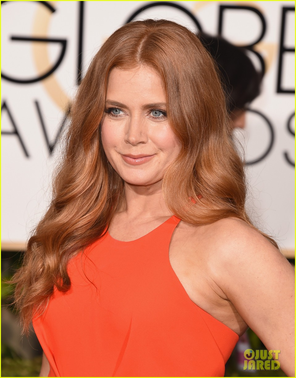 Amy Adams Looks Fabulous at Golden Globes 2016!: Photo 3548649 | 2016 ... Amy Adams