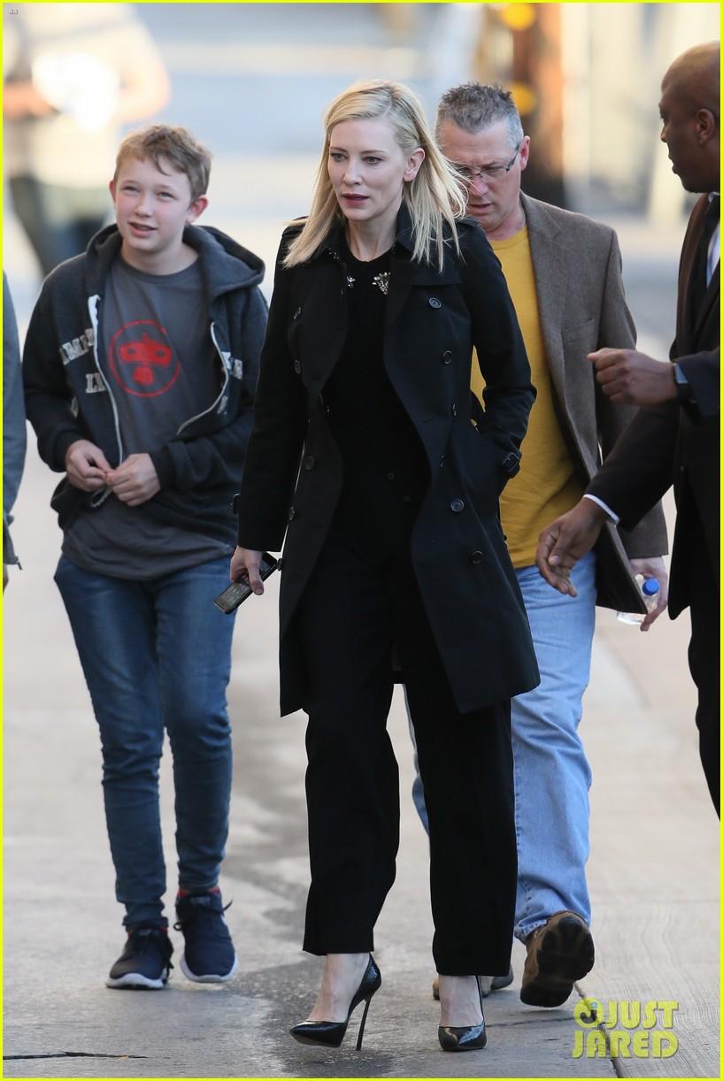 Cate Blanchett Kids 2016