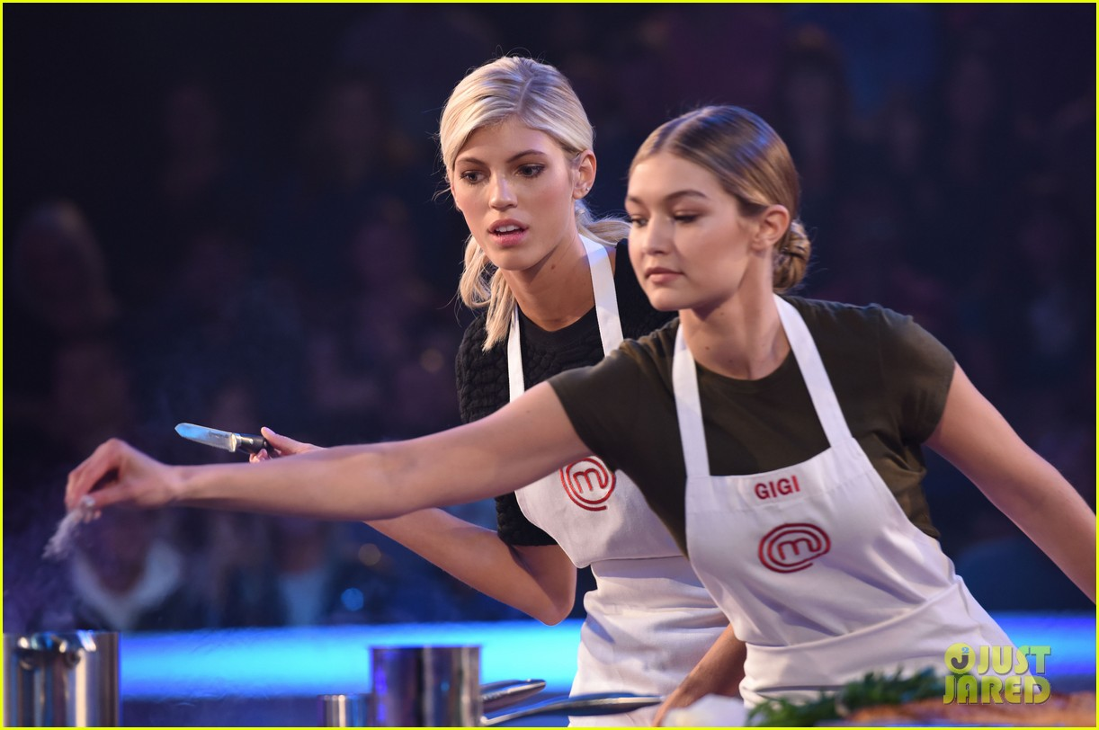 Gigi Hadid Wins 'MasterChef' With Perfectly-Cooked Burger ...