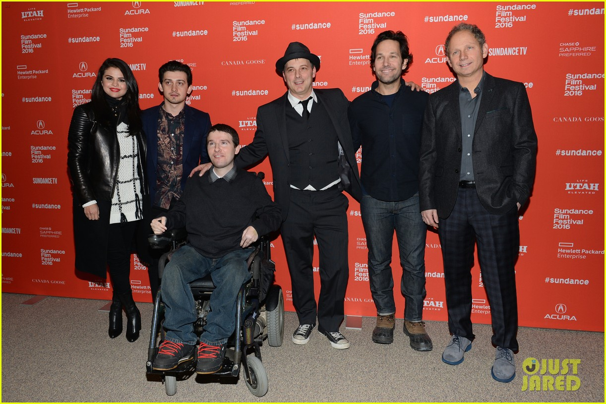 Selena Gomez Premieres 'Fundamentals of Caring' at Sundance: Photo ...
