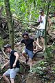 kit harington plays tourist in brazil rain forest 37