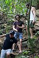 kit harington plays tourist in brazil rain forest 53