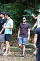kit harington plays tourist in brazil rain forest 55