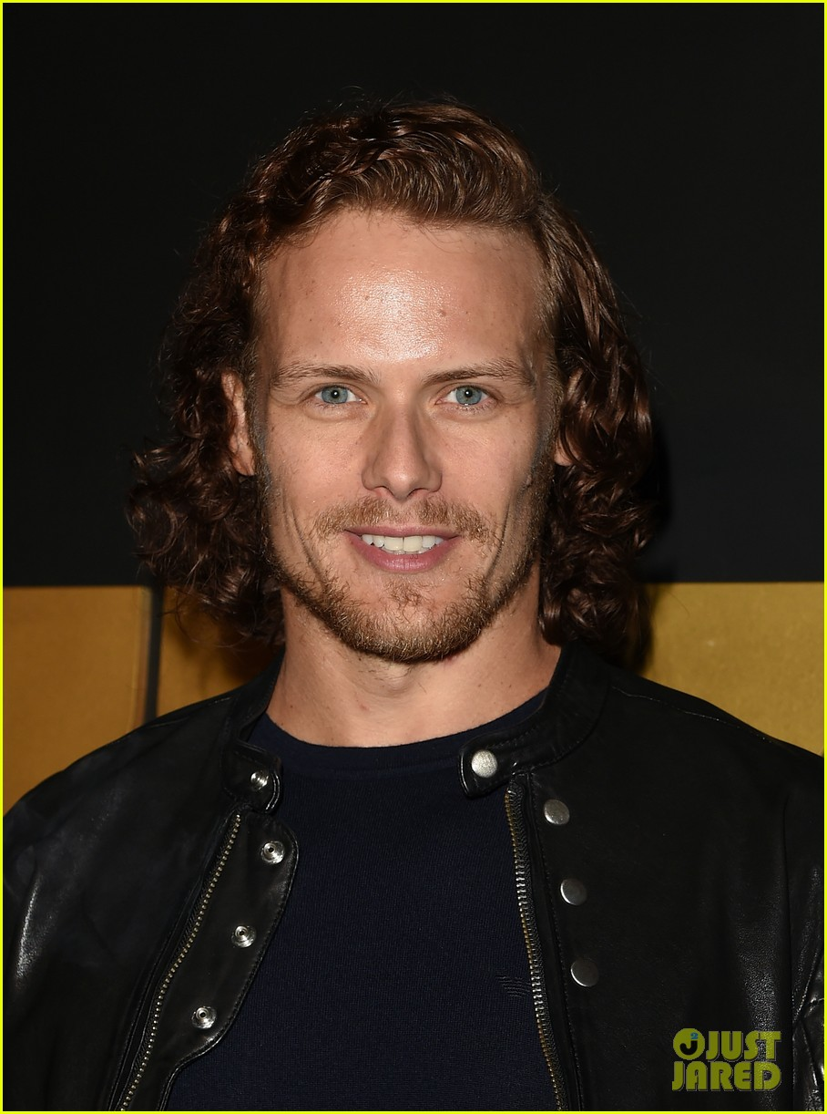 Sam Heughan Dating Abbie Salt | myideasbedroom.com