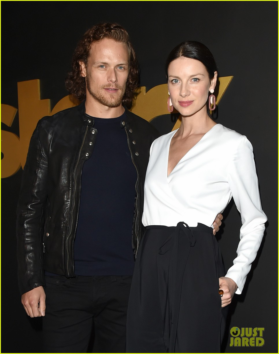 outlanders sam heughan caitriona balfe are not dating 30 Realistic thaiflirting Systems   The Inside Track