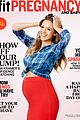 jana kramer fit pregnancy magazine 01