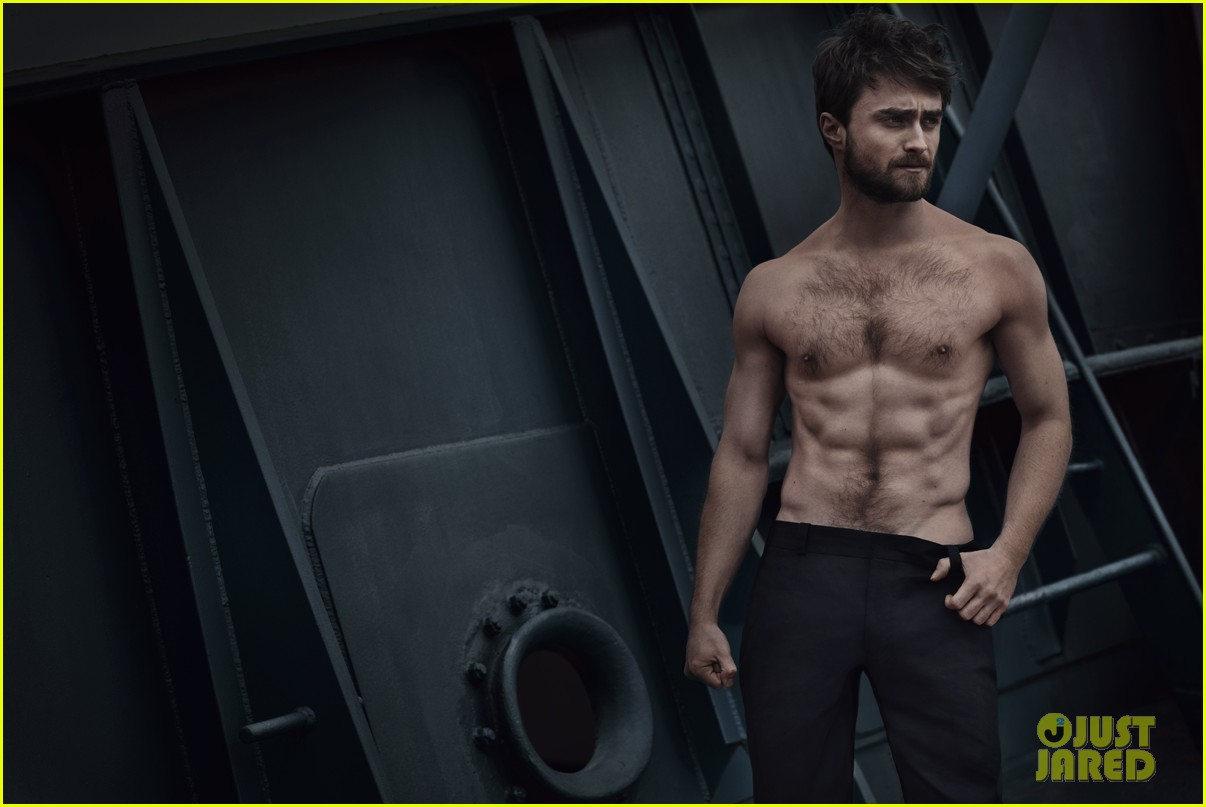 Daniel Radcliffe Nude Photo 110
