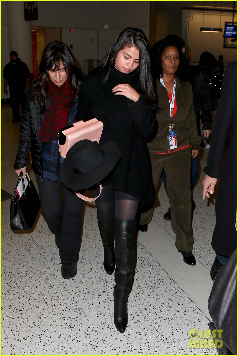 Gomez stockings selena Celebrities In