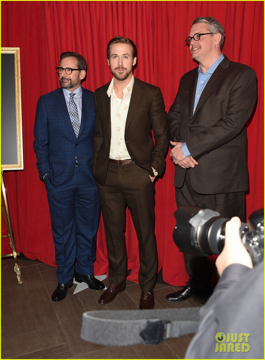 ryan gosling christian bale afi awards 2016 313546827