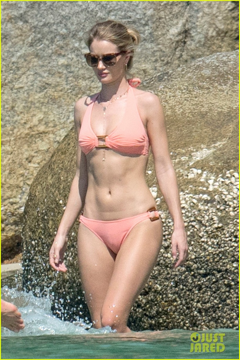 Jason Statham Rosie Huntington Whiteley Flaunt Perfect Beach Bodies In Thailand Photo 3541978