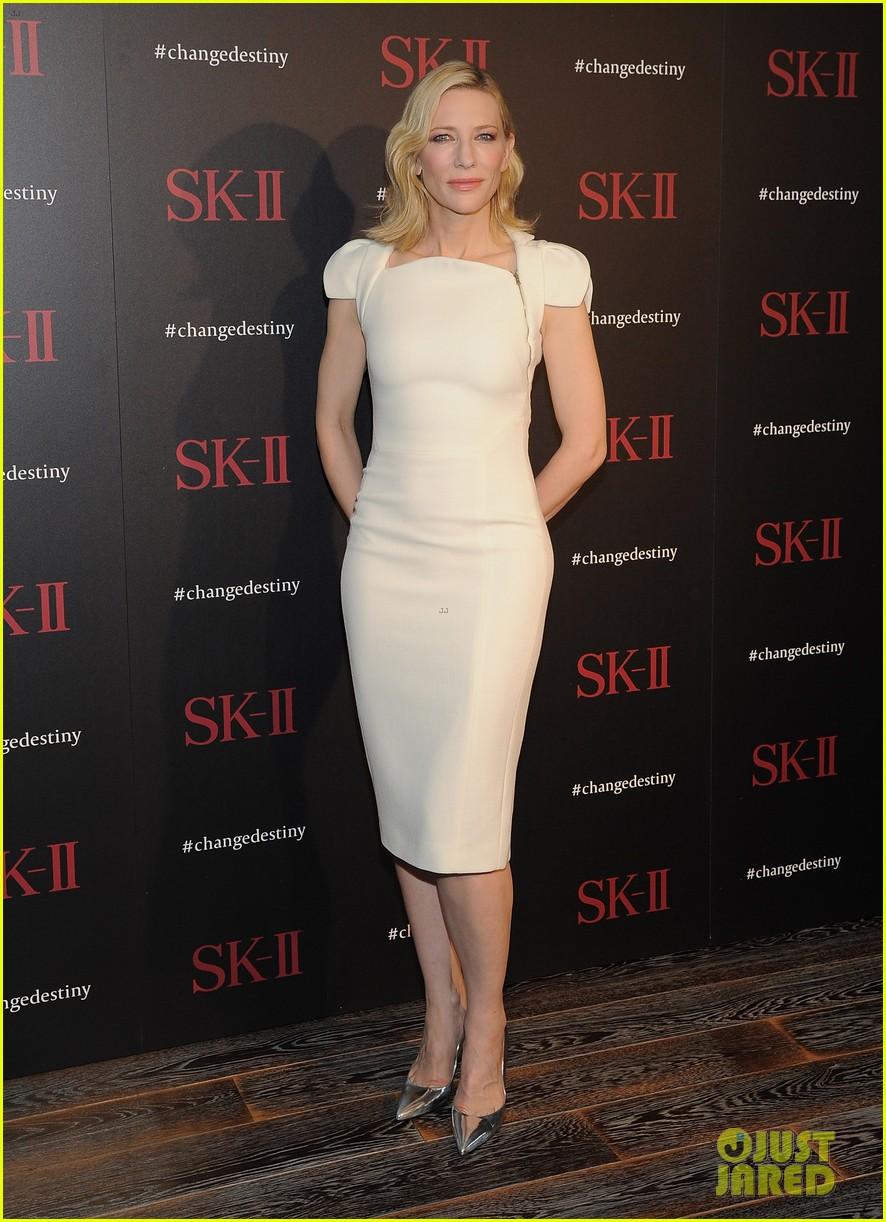 Cate Blanchett & Rooney Mara Rep 'Carol' at Spirit Awards ... Cate Blanchett 2016