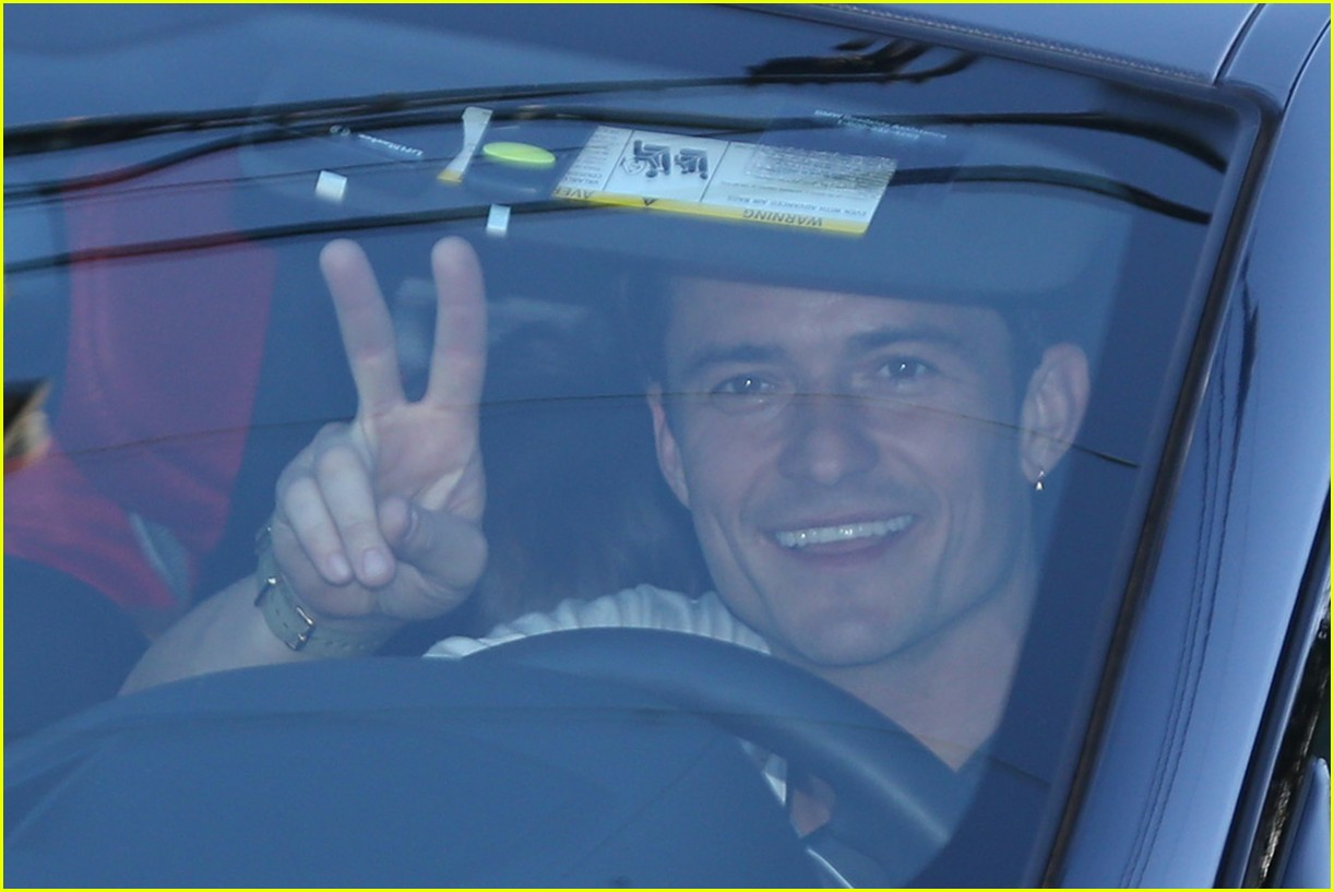 orlando bloom katy perry out amid dating rumors 053570801