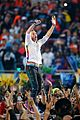 coldplay super bowl halftime show 2016 video 33