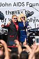 lady gaga performs with elton john at surprise concert 03