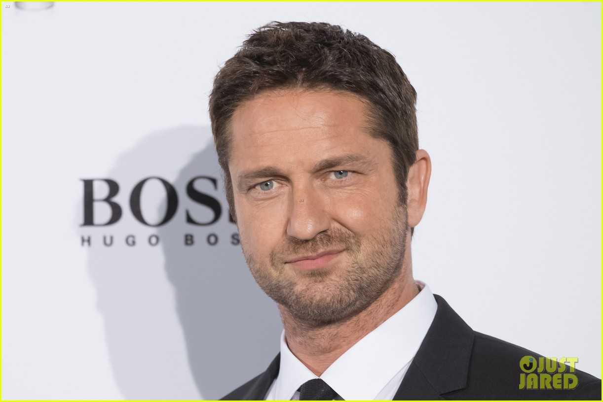 Gerry in Madrid - February 2016 | Weirdly Obsessive Gerard ... Gerard Butler 2016