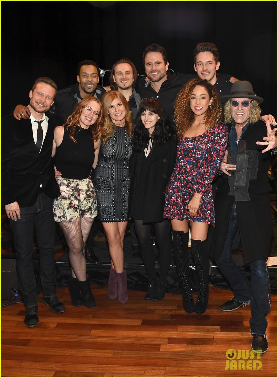 Hayden Panettiere & Connie Britton Lead 'Nashville for Africa' Co...