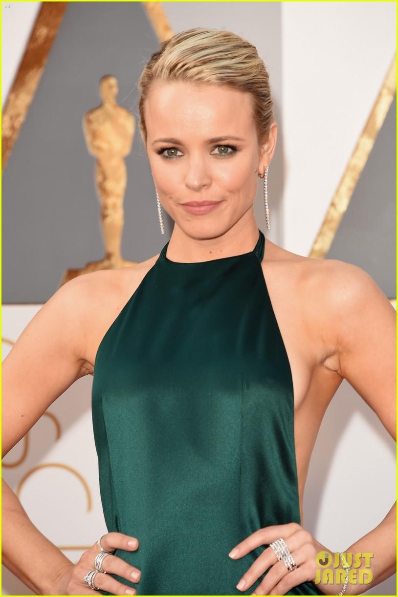 Full Sized Photo of ra... Rachel Mcadams Oscars