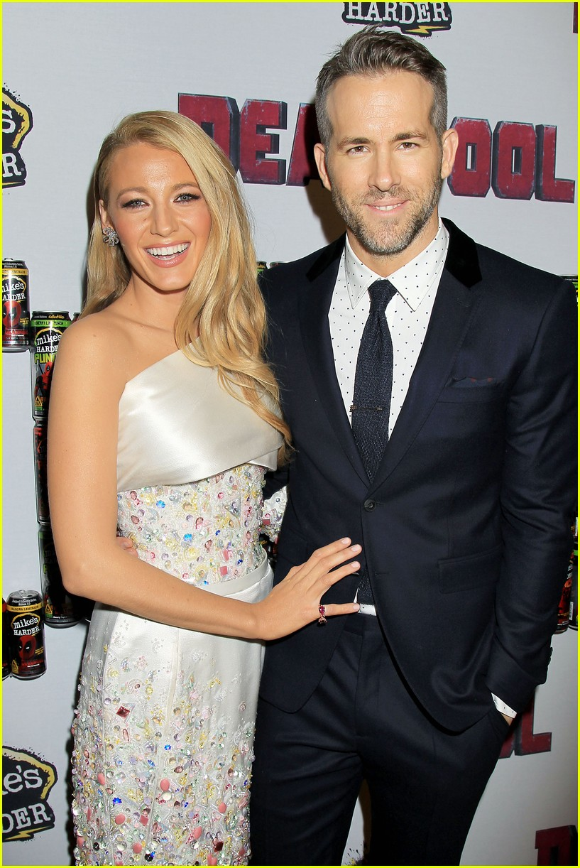 ryan reynolds and blake lively relationship with penn
