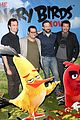 jason sudeikis angry birds cast reveal details about their characters watch trailer 19