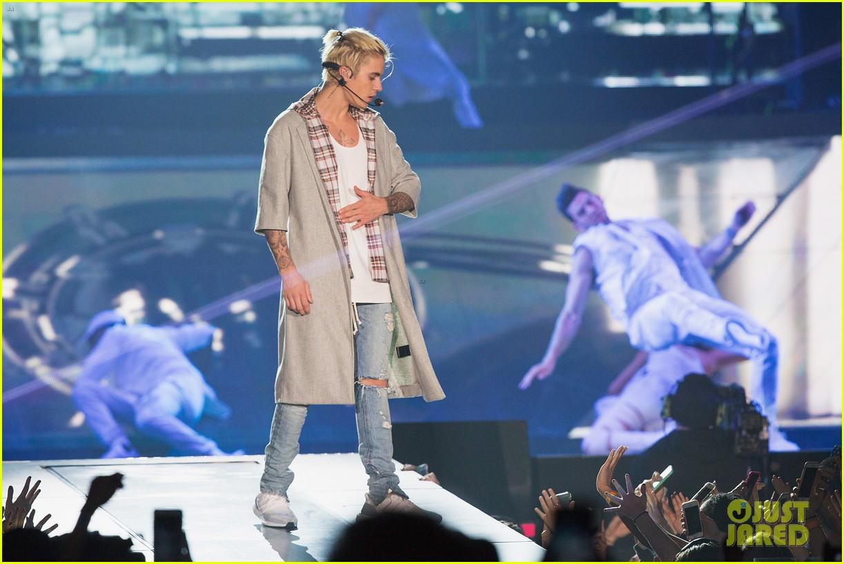 Setlist Justin Bieber Purpose Tour