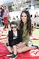 jordana brewster brings son julian to alliance of moms event 01
