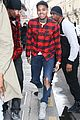 chris brown rocks cool casual looks during pfw 05