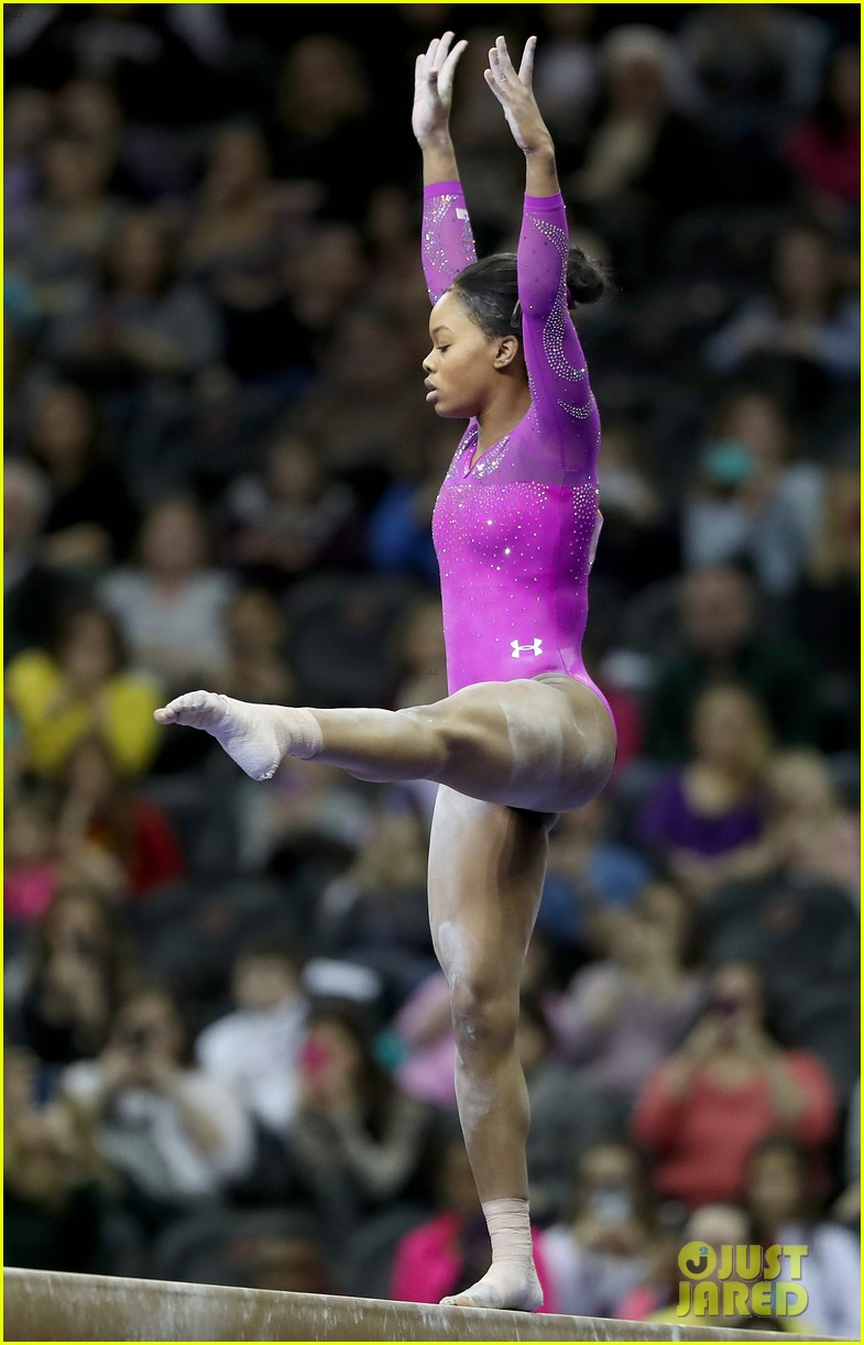 gabby douglas floor routine - photo #38