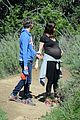 anne hathaway husband dogs baby hike 12