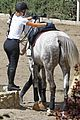 iggy azalea rides horses after cheating scandal 06