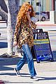 khloe kardashian kendall jenner kylie jenner disguise run from photographers 03