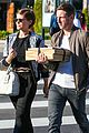 kate mara jamie bell couple up for afternoon errands 18