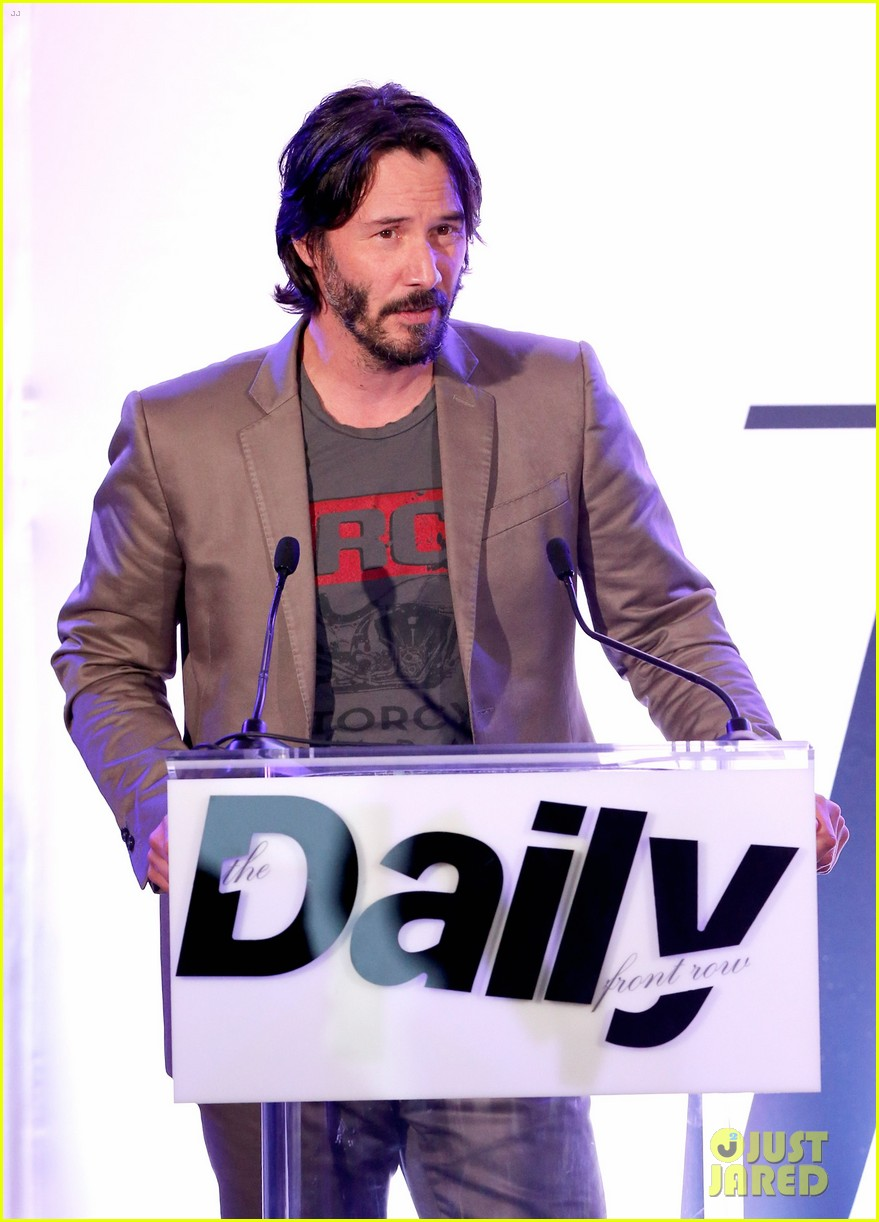 keanu reeves jeanne yang daily front row awards 093611117