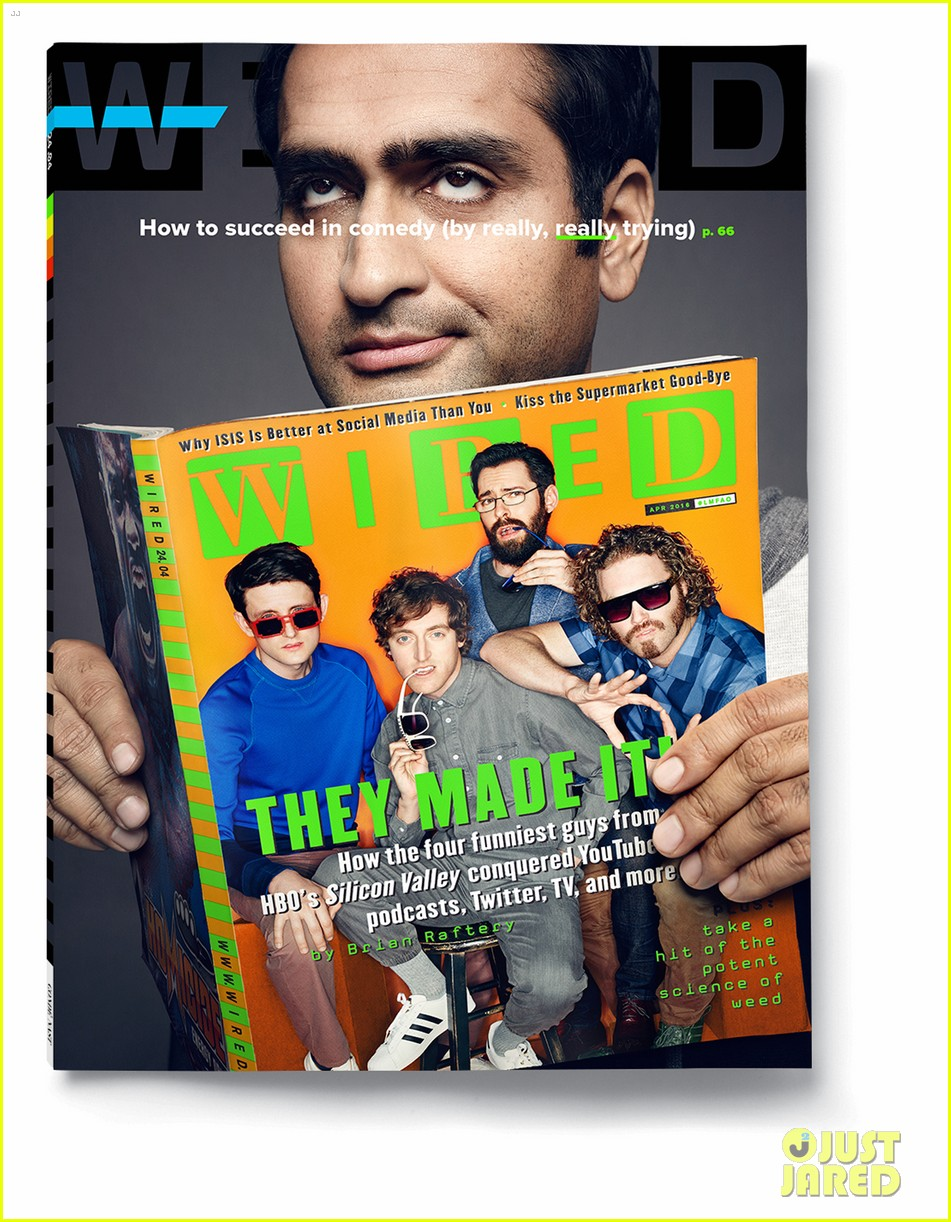 silicon valley cast gets individual covers 043615300