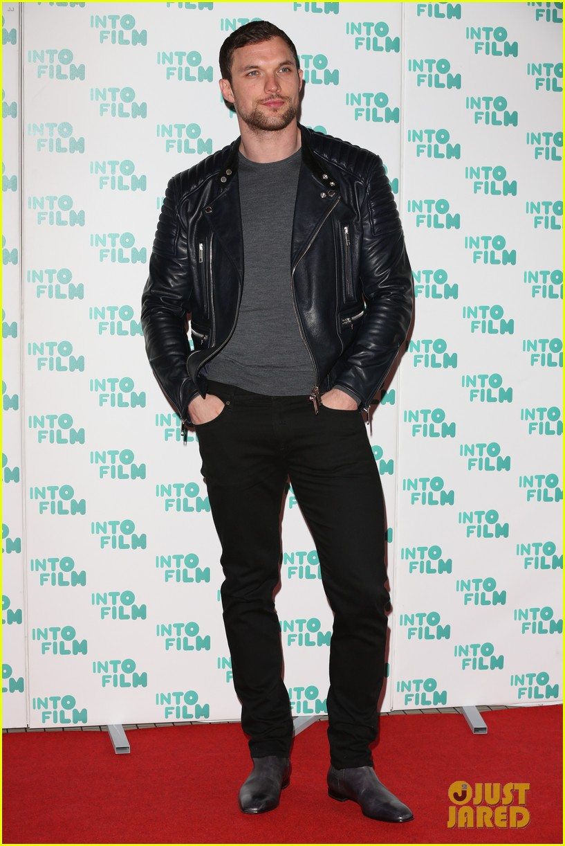 ed skrein supports young filmmakers at into film awards 2016 053606900