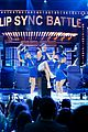 hayley atwell does lady gaga on lip sync battle 05