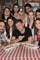 nick carter took his 20 biggest fans out for lunch 16