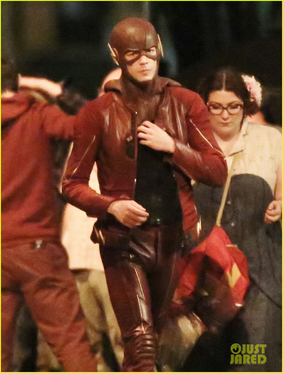 Grant Gustin Thankful To Be Part Of The Flash While