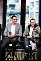 jamie bell turn aol build event nyc 11
