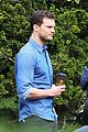 jamie dornan dakota johnson fifty shades darker set pics 13