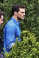 jamie dornan dakota johnson fifty shades darker set pics 14