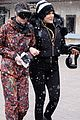 kendall kylie jenner skiing with sisters 27