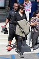 kourtney kim kardashian bring the kids roller skating 03