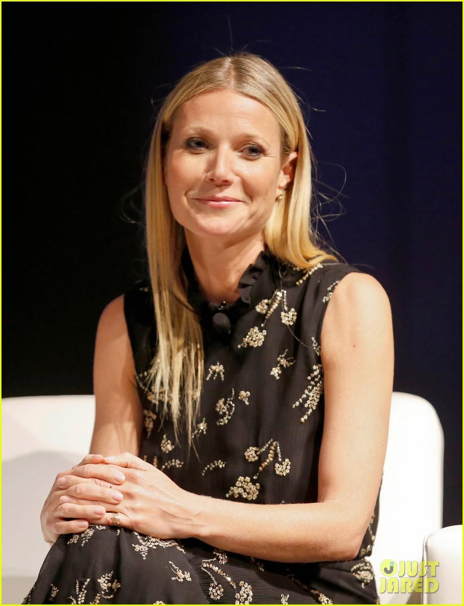 Full Sized Photo of gwyneth paltrow reveals inspiration ... Gwyneth Paltrow