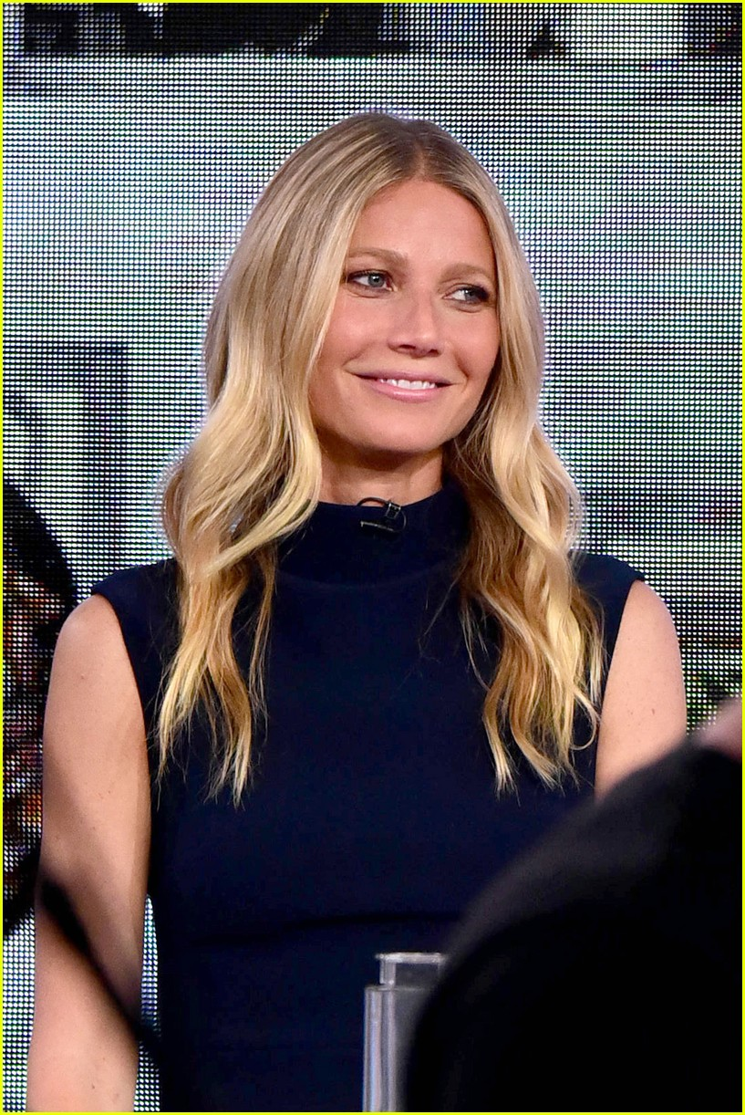 Gwyneth Paltrow Talks About Her Sexuality: It's Important Sexuality ... Gwyneth Paltrow