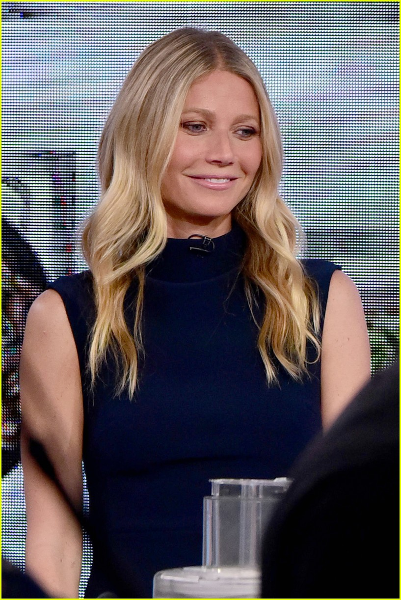 foto Gwyneth Paltrow quits America