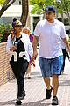 rob kardashian blac chyna step out after engagement 47