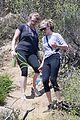 amanda seyfried takes finn for a hike 12