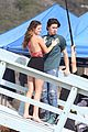 bella thorne makes out with nash grier for new movie 33
