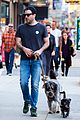 zachary quinto vote hillary clinton nyc 09
